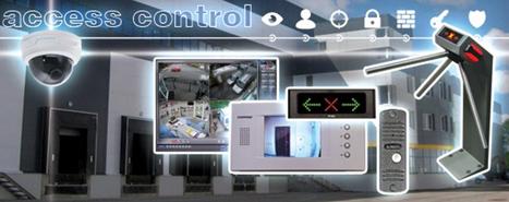 Система контроля доступа на предприятии
