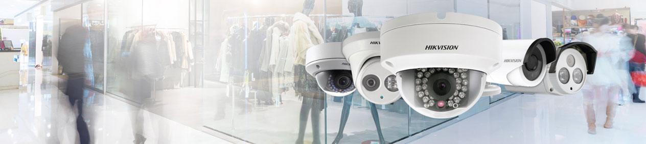 Системы видеонаблюдения СПб