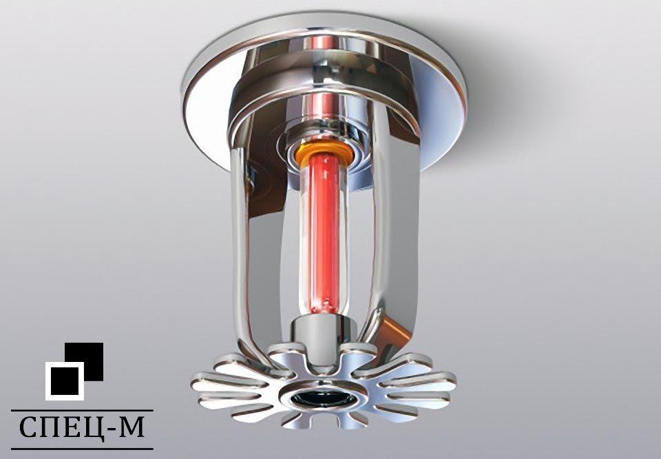 Проектирование системы пожаротушения СПб