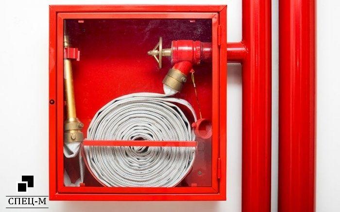 Монтаж противопожарного водопровода СПб