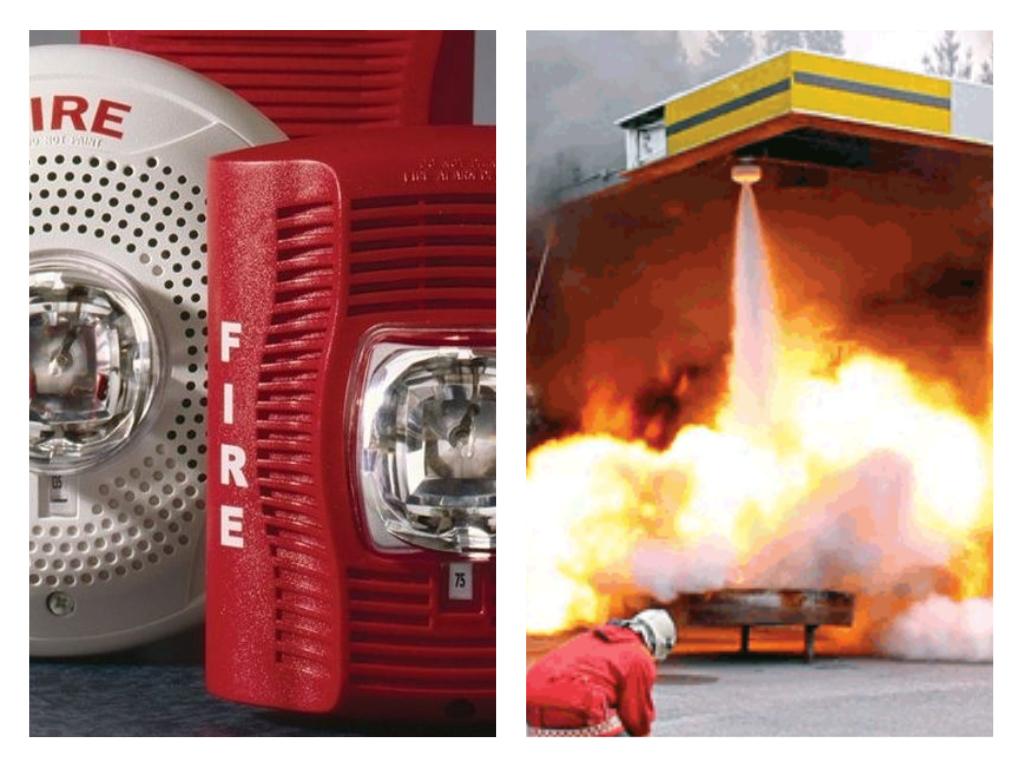 Услуги по системам пожарной безопасности