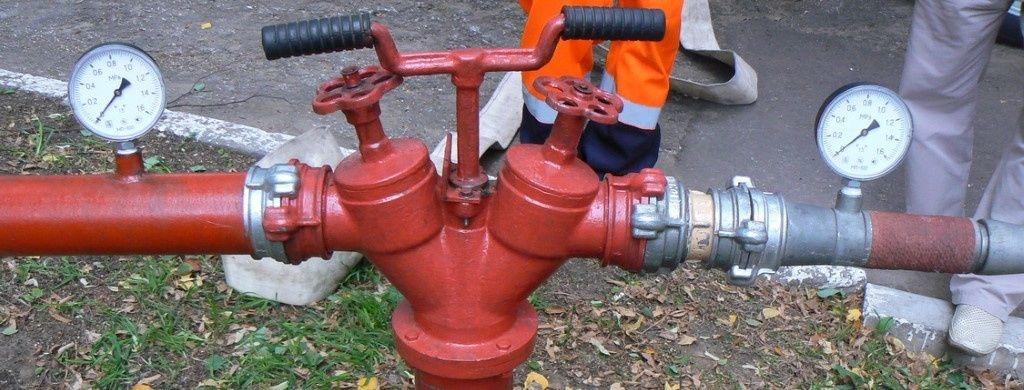 Испытаниепожарныхгидрантов